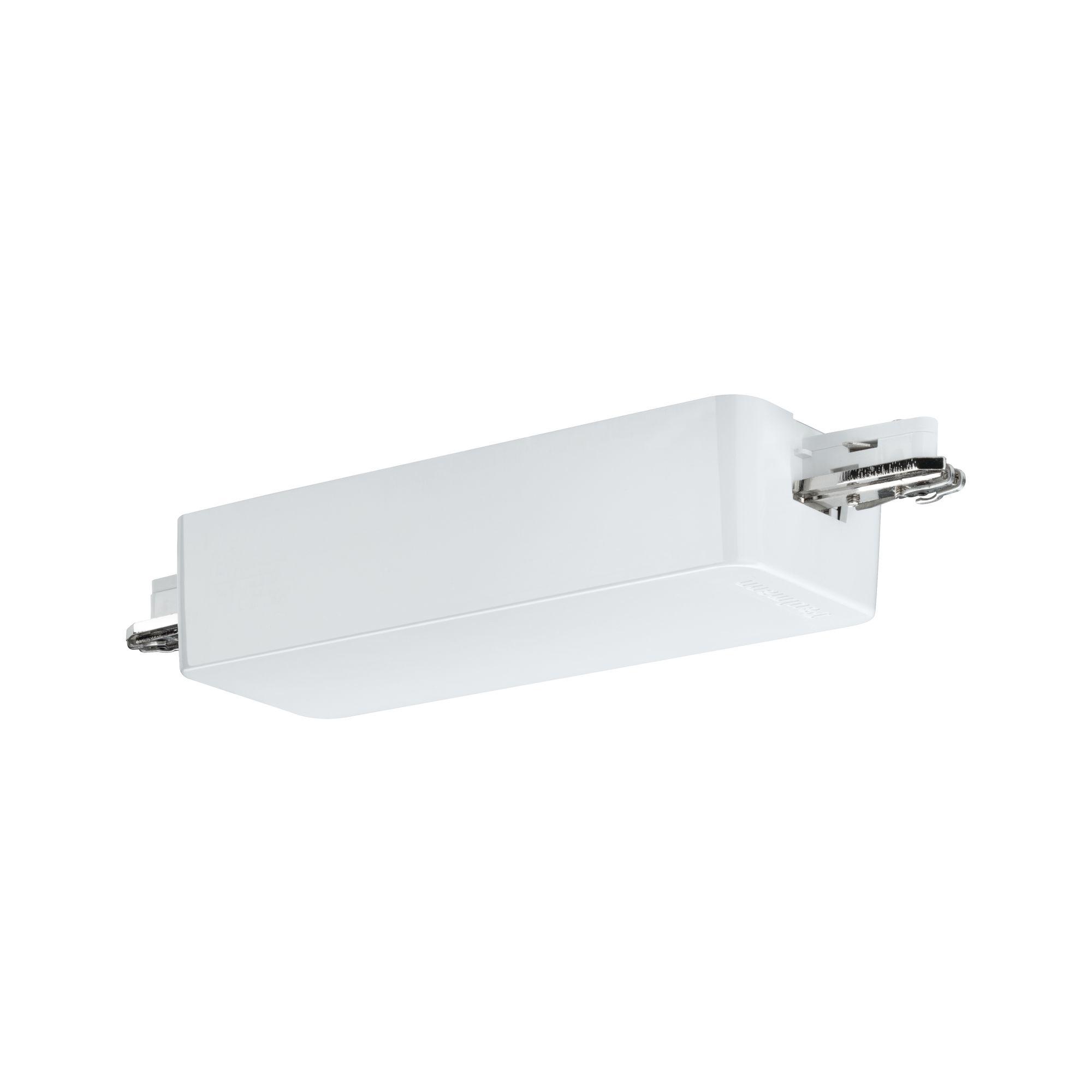 Paulmann SmartHome Zigbee URail Dimm/Switch Weiß max. 400W An/Aus/Dimmen
