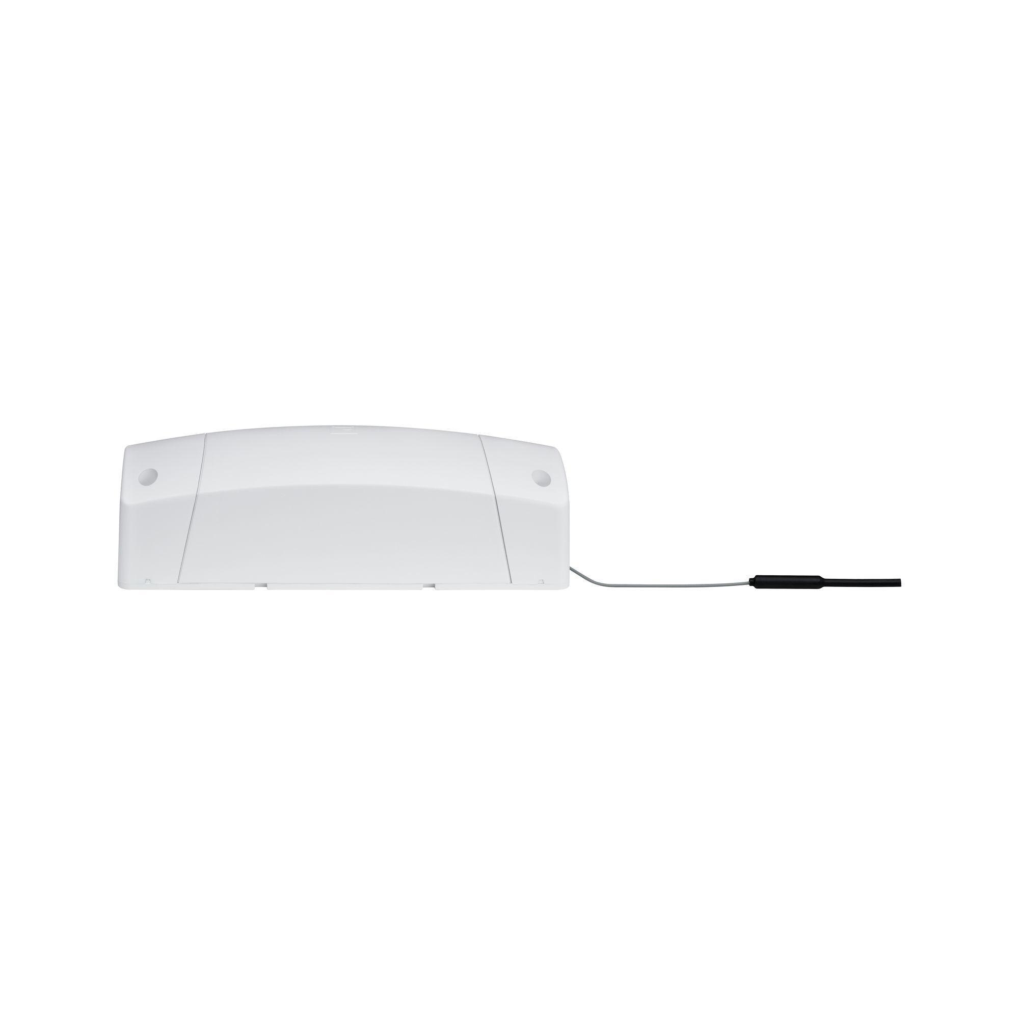 Paulmann SmartHome ZB Cephei Dimm Controllermax. 400W 230V AC Weiß/Grau Kunststoff
