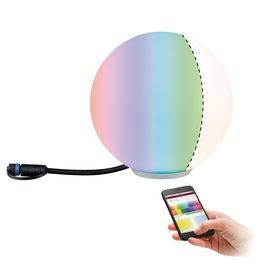 Paulmann Plug & Shine ZigBee RGBW Lichtobjekt Globe 2,8W 24V