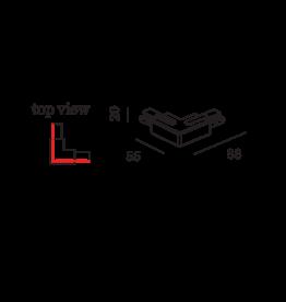 WEVER & DUCRÉ L-Verbinder rechts 1-Phasen System