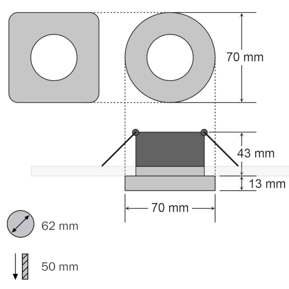 dot-spot Tubolar L