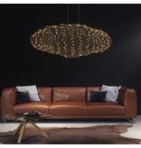 By Rydens Hayden Hängeleuchte L115cm Gold