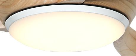 CasaFan Leuchte PR-LED