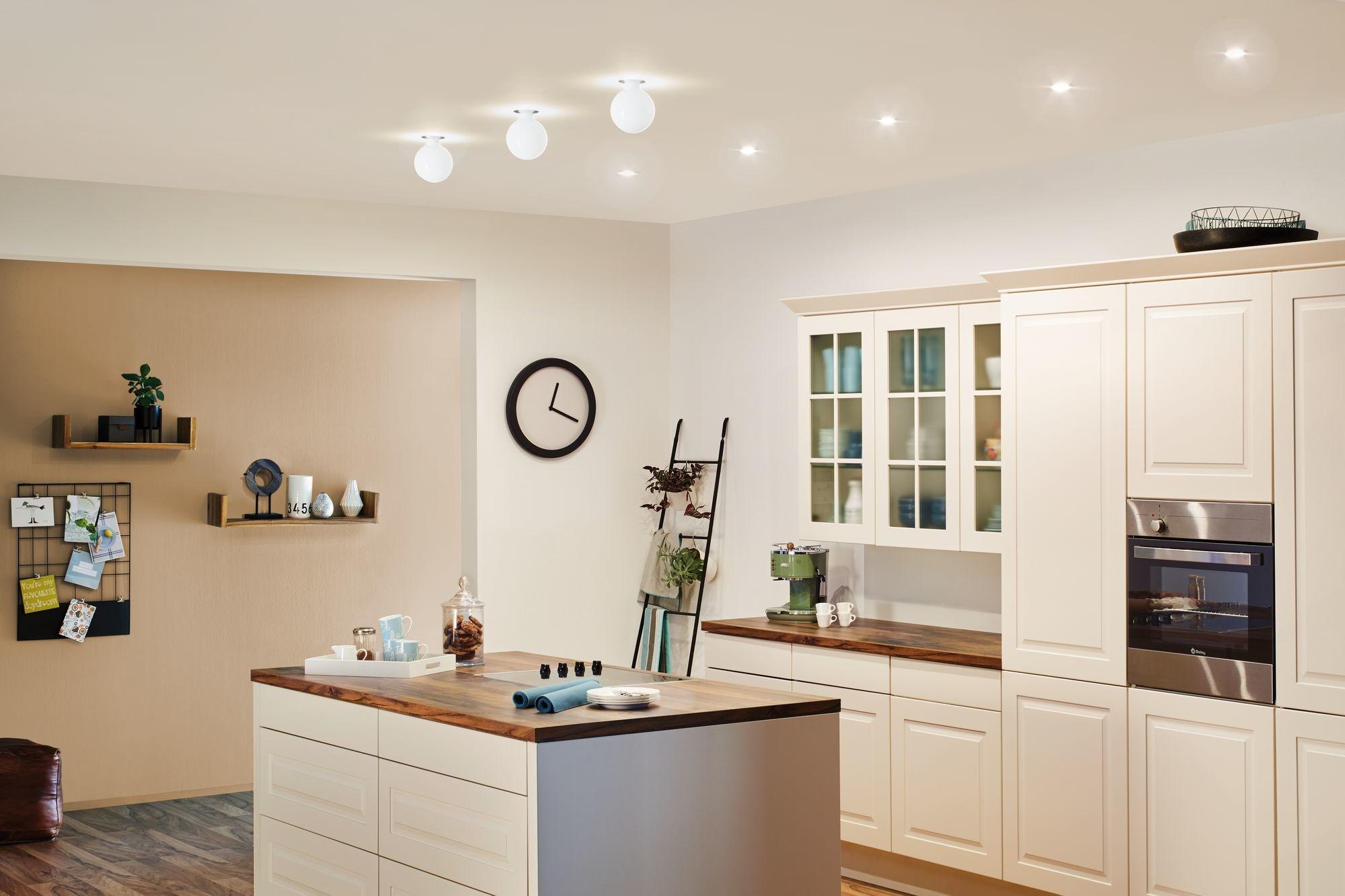 Paulmann Smart Home Zigbee LED Standardform 9 Watt Matt E27 2.700K Warmweiß