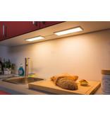 Paulmann Unterschrank-Panel LED Ace 7,5W Weiß 10x30cm Basisset