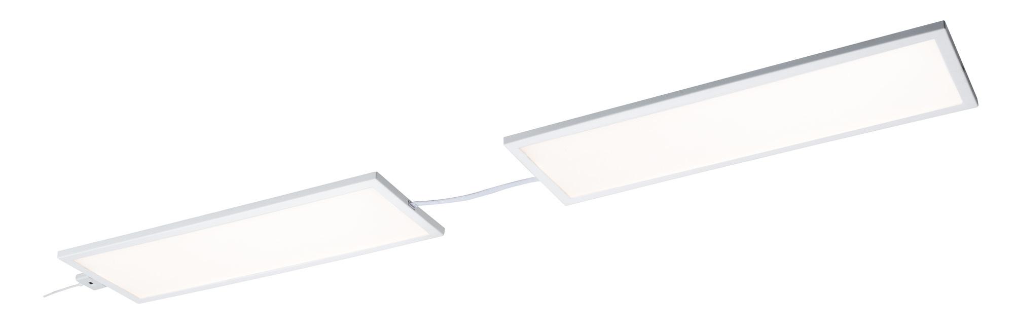 Paulmann Unterschrank-Panel LED Ace 7,5W Weiß 10x30cm Erweiterung