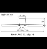 CasaFan Eco Plano II 112