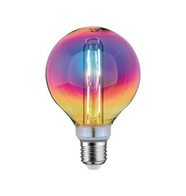 Paulmann LED G95 Fantastic Colors Inner Tube E27 2.700K dimmbar