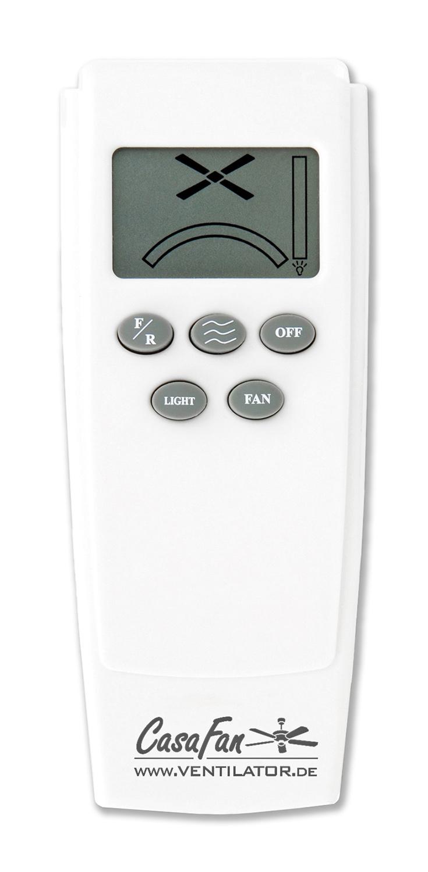 CasaFan Energiespar Deckenventilator ECO AVIADOR 103