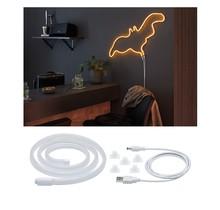 Neon Colorflex USB Strip Orange 1m 4,5W 5V Orange/Weiß Kunststoff