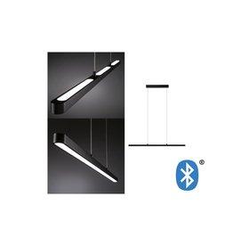 Paulmann LED Pendelleuchte BLE Lento 43W Tunable White dimmbar höhenverstellbar