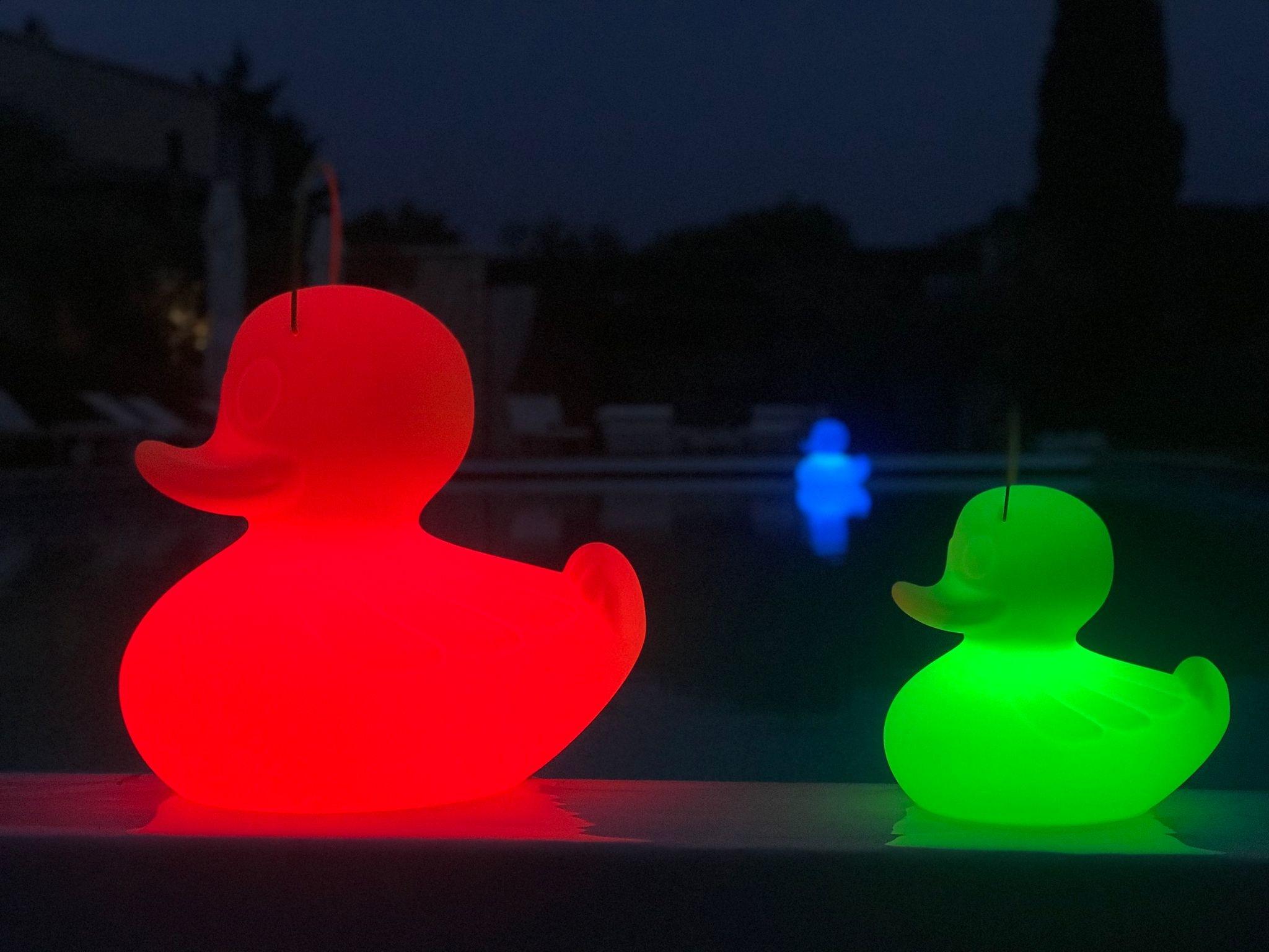 Goodnight Light® The DUCK DUCK Lamp S