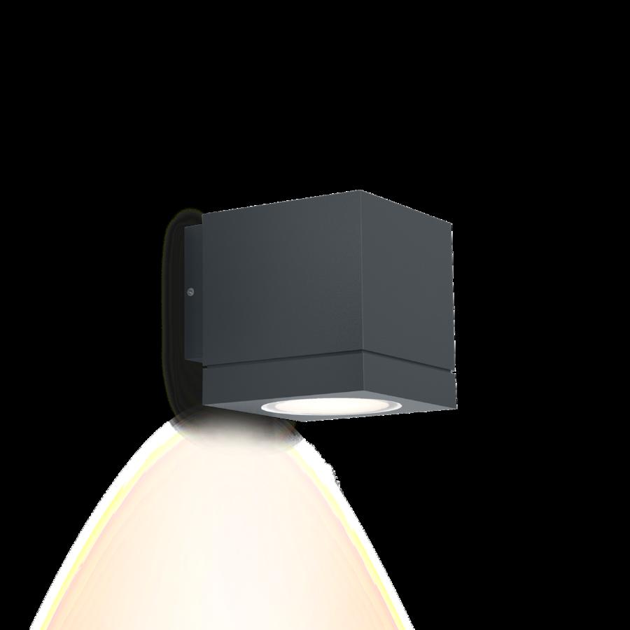 WEVER & DUCRÉ TUBE CARRÉ WALL 1.0 LED