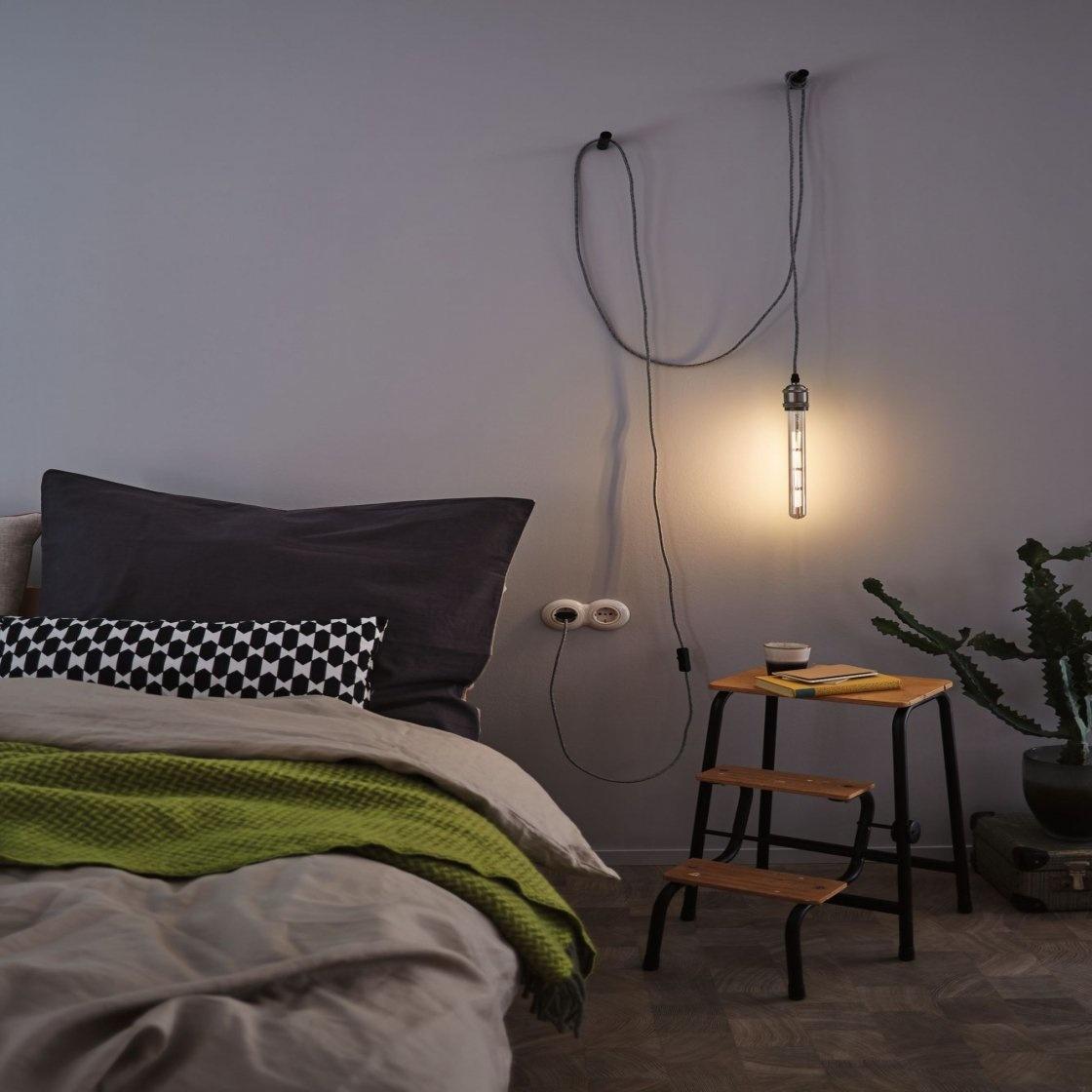 Paulmann 1879 LED Stab E27 230V 806lm 8,8W 2700K Rauchglas