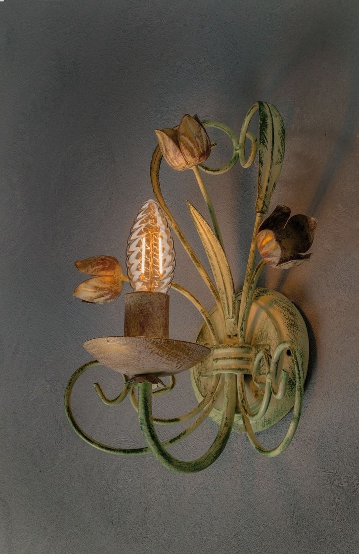 Paulmann  LED Kerze gedrehtes Glas  E14 230V 430lm 4,7W 2500K Gold