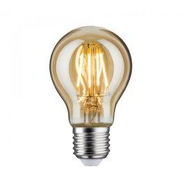Paulmann LED Birne E27 230V 500lm 4,7W 2500K Gold