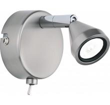 LED Wandleuchte mit Schalter 1 x 2,5 Watt