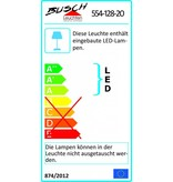 Busch Leuchten LED Tischleuchte 1 x 2,5 Watt