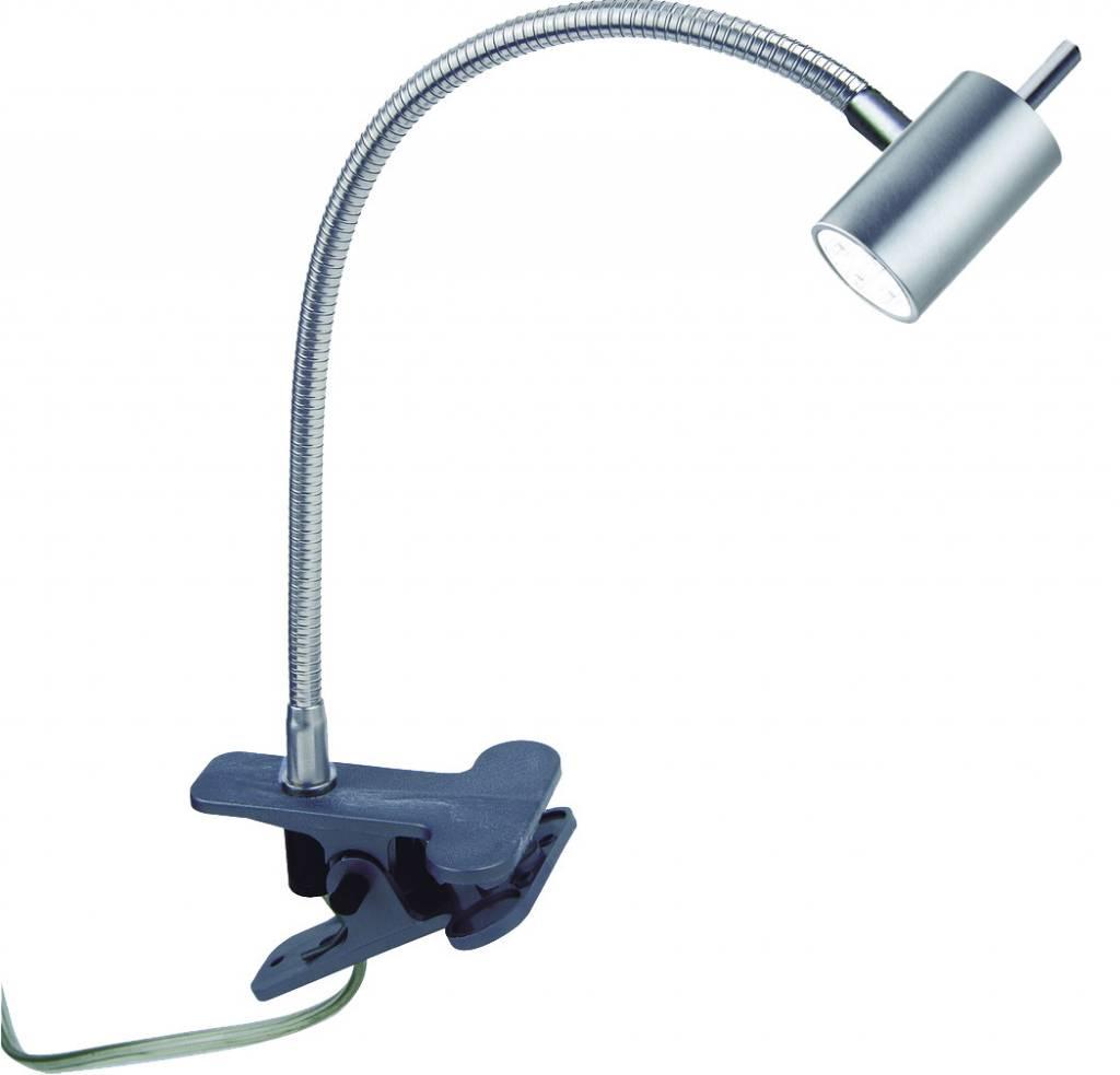 Busch Leuchten LED-Klammerleuchte m. Schalter 5W
