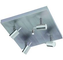 LED-Spot 4-fl. 4 x 5W quadratisch