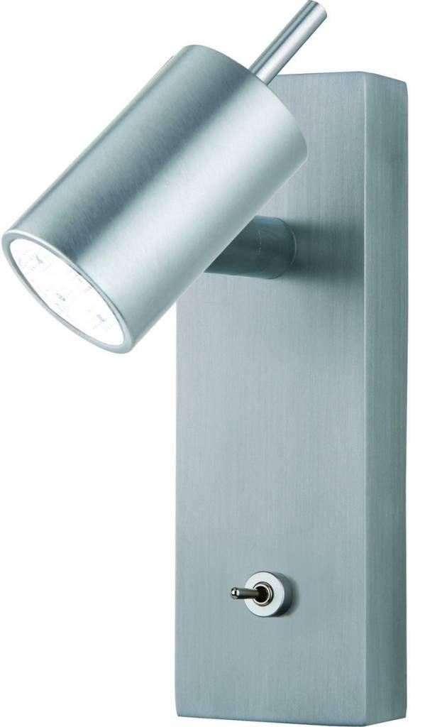 Busch Leuchten LED-Wandleuchte 5W m. Schalter