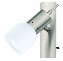 LED Wandleuchte m. Schalter 1 fl. 4 W
