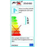 Busch Leuchten LED Wandspot m. Sch. 6,5 W