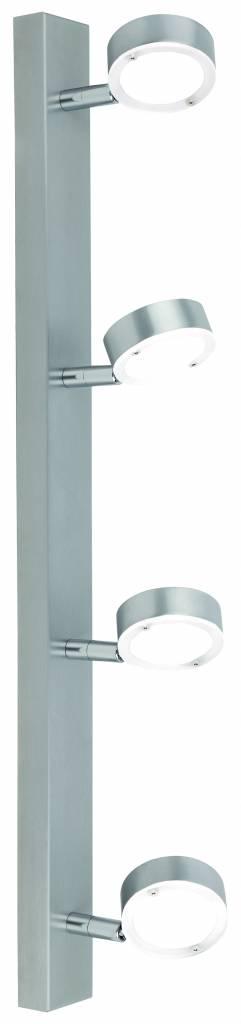 Busch Leuchten LED-Leiste 4-fl. 4 x 4,5 W