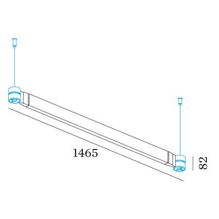 WEVER & DUCRÉ ELLO SYSTEM 1.0 LED