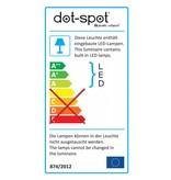dot-spot dot-spot warmweiss