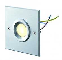 object-light 230 V kaltweiss weiß lackiert