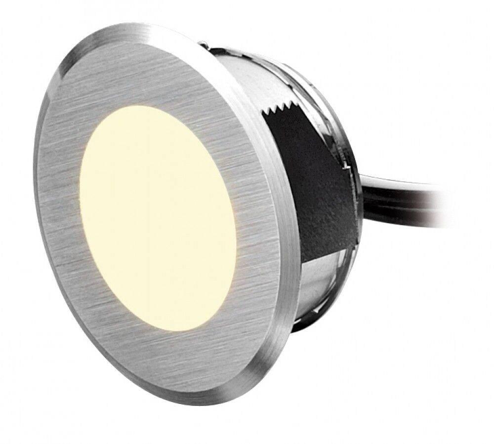 dot-spot mini-disc warrmweiss