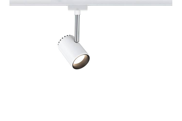 Paulmann URail System LED Spot Shine 1x5W Weiß 230V Metall