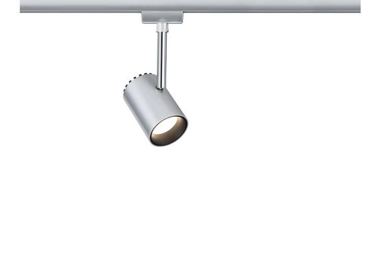 Paulmann URail System LED Spot Shine 1x5W Chrom matt 230V Metall