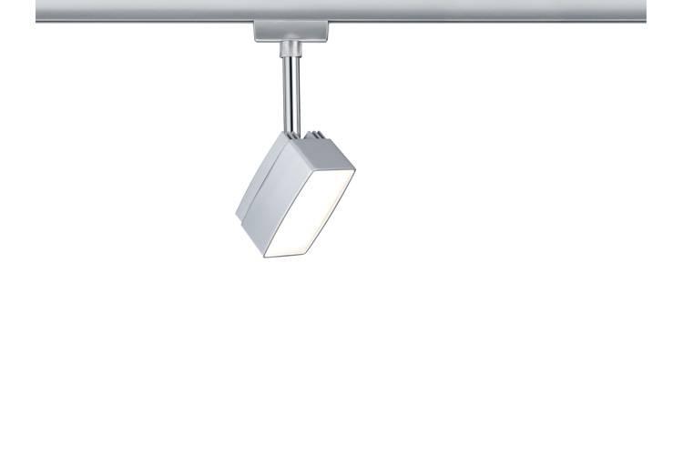 Paulmann URail System LED Spot Pedal 1x5W Chrom matt 230V Metall