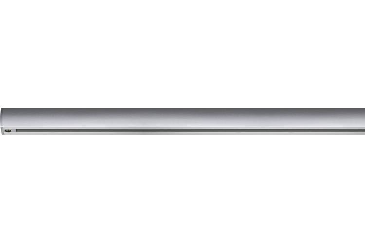 Paulmann URail System Light&Easy Schiene 2m Chrom matt 230V Metall