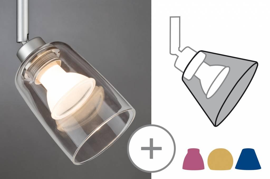 Paulmann DecoSystems Schirm Radius max. 50W Klar Glas