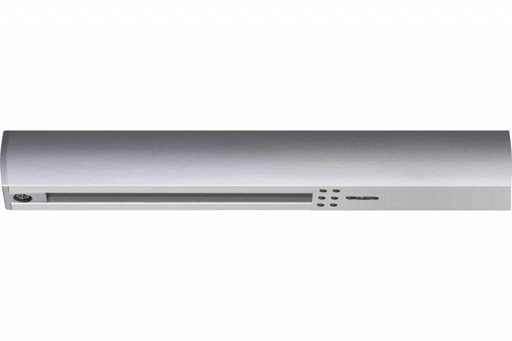 Paulmann URail System Light&Easy Endeinspeisung max. 1000W Chrom matt 230V Kunststoff