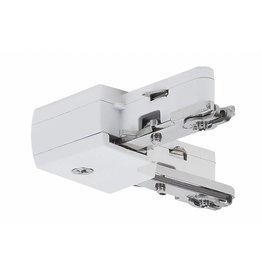 URail System Light/&Easy Stromeinspeisung max.1000W Weiß 230V Metall