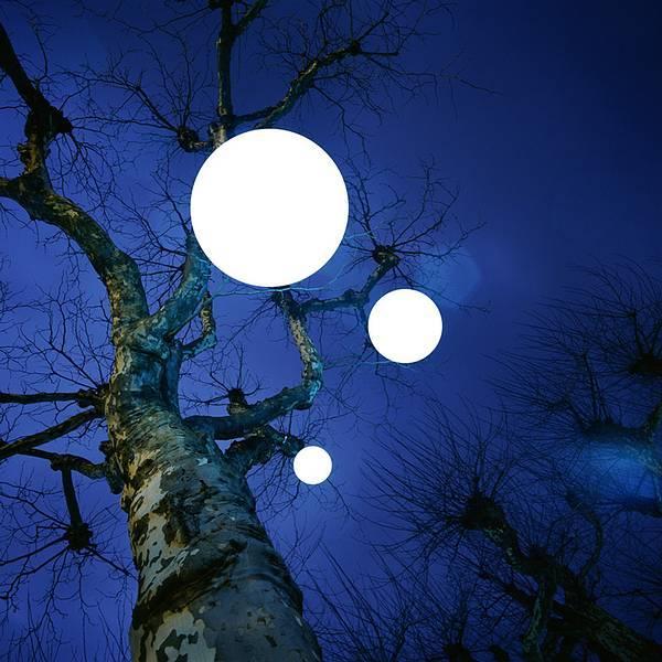 Moonlight Vollkugel MLP Pendelleuchte