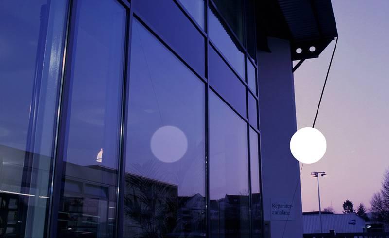 Moonlight Vollkugel MLPF Spannleuchte