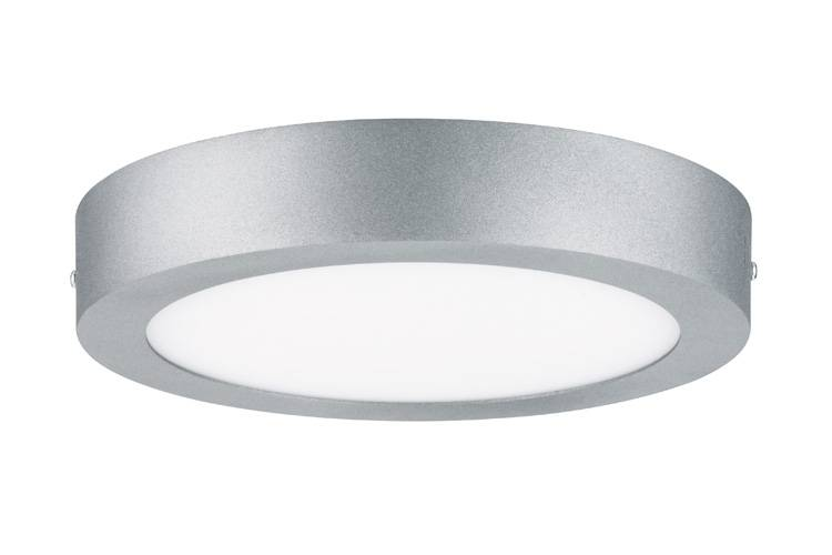 Paulmann WallCeiling Lunar LED-Panel 220mm 12,7W 230V Chrom matt Alu