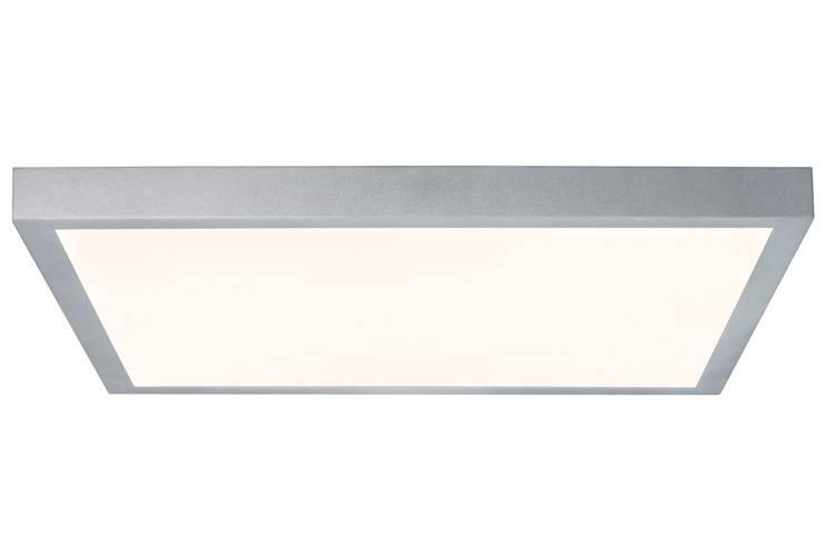 Paulmann WallCeiling Lunar LED-Panel 600x600mm 26W 230V Chrom matt Alu