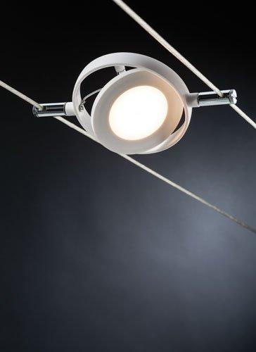Paulmann Seil-Set, LED, 6x4W, RoundMac