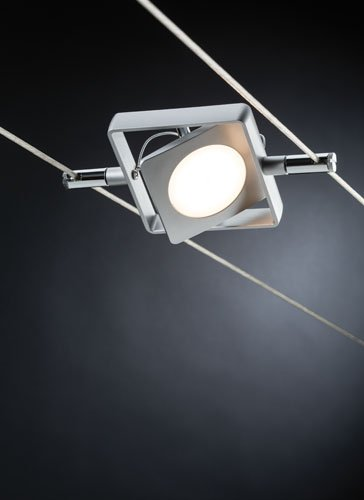 Paulmann Seil-Set, LED, 4x4W, MacLED