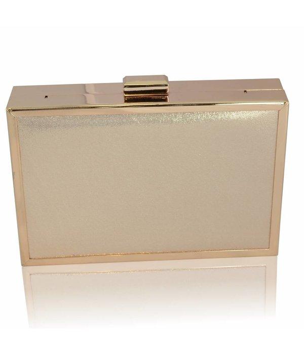 Box clutch - Goud