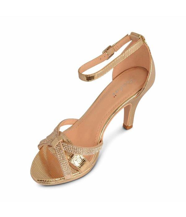Gala sandalen Goud