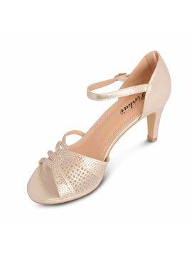 Avond sandalen Zilver