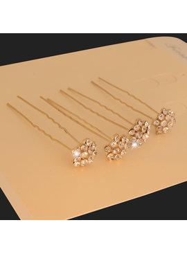 jewel for you Haarpinnen Goud