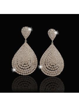 zilveren oorbellen dames